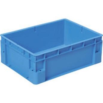 DICプラスチック DIC RC型コンテナRC-24 外寸:W490XD360XH180 青 RC-24 B 1個 835-5753(直送品)