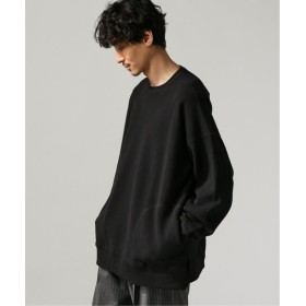 JOURNAL STANDARD 【GOLD/ゴールド】HEAVY KANOKO CREW NECK ブラック L