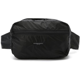 アンカットバウンド UL Waistpack /Engineered Garments/エンジニアド ガーメンツ メンズ BLACK F 【UNCUT BOUND】