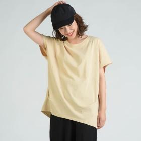 LIPSTAR(リップスター)/星刺繍タックゆるTシャツ