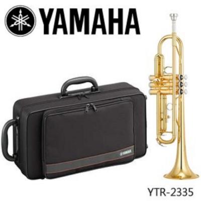 YAMAHA YTR-2335 降B調小號/商品顏色以現貨為主/原廠認證