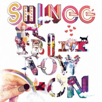 SHINee THE BEST FROM NOW ON/SHINee[CD]通常盤【返品種別A】
