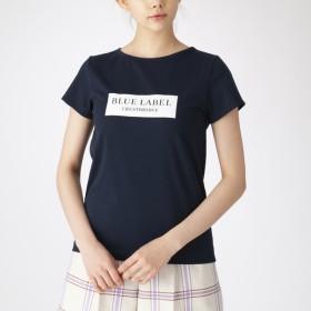 [マルイ] ボックスロゴTシャツ/ブルーレーベル・クレストブリッジ(BLUE LABEL CRESTBRIDGE)