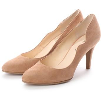 アンタイトル シューズ UNTITLED shoes パンプス (ベージュスエード)