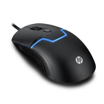 HP m100 有線滑鼠(m100)