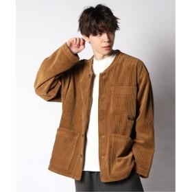 ジャーナルスタンダード 5W コーデュロイ ユーティリティー ポケット ジャケット メンズ キャメル M 【JOURNAL STANDARD】