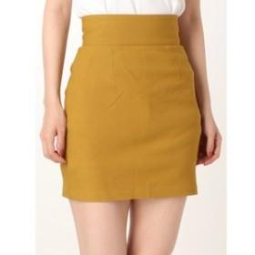 【EMODA:スカート】ソフトストレッチミニスカート