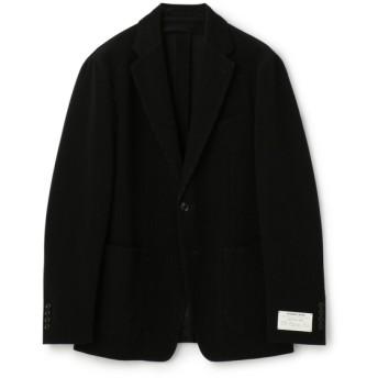 ESTNATION / ストレッチコーディロイセットアップジャケット<INTEGRAL WEAR> ブラック/LARGE(エストネーション)◆メンズ テーラードジャケット