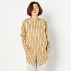 NOLLEY'S(ノーリーズ)/ボリュームロングシャツ
