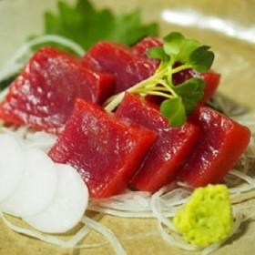 いなせり (冷凍)養殖マグロ赤身 100g/1柵