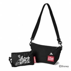 【SALE/送料無料】【Manhattan Portage:バッグ】Mickey Mouse Collection Zuccotti Clutch