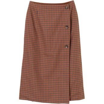 【6,000円(税込)以上のお買物で全国送料無料。】リバーシブルスカート