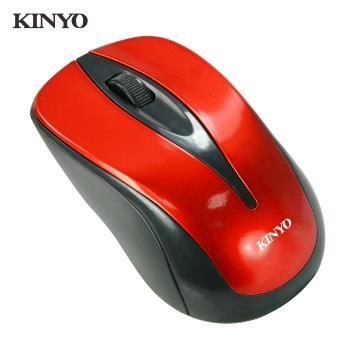 KINYO USB藍光靜音有線滑鼠(LKM-505)