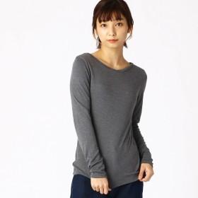[マルイ]【セール】【 前後2way 】 ロングTシャツ/コムサイズムレデイス(COMME CA ISM)