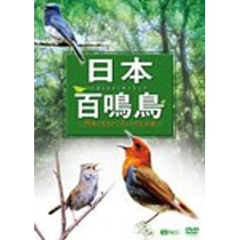 日本百鳴鳥/映像と鳴き声で愉しむ野鳥図鑑/動物[DVD]【返品種別A】