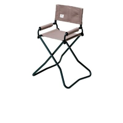 SNOW PEAK LV-073KGY 孩童折疊椅 灰色