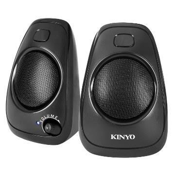 KINYO US-207多媒體音箱(US-207)