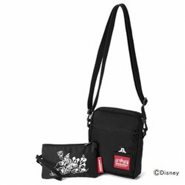 【Manhattan Portage:バッグ】Mickey Mouse Collection City Light Bag