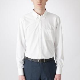 [マルイ] 【イージーケア】ジャージーソリッドボタンダウンシャツ/ブラックレーベル・クレストブリッジ(BLACK LABEL CRESTBRIDGE)
