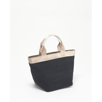 CURI BISUCI グリッター素材 トートバッグ○3430 Black カバン・バッグ