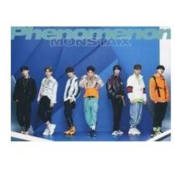 中古洋楽CD MONSTA X / Phenomenon[DVD付初回限定盤B]