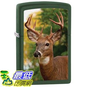 [美國直購] Zippo B00B99V6OK Animal Lighters Green Matte 打火機