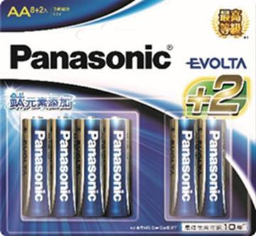 國際牌Panasonic EVOLTA鈦元素電池3號10入(LR6EGT/10BN)