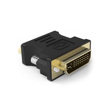 DIKE DVI公轉VGA母轉接器(DAO450BK)