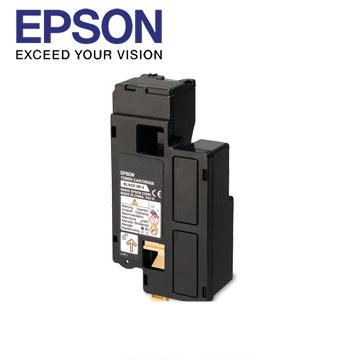 愛普生EPSON C17系列黑色碳粉匣(C13S050614)