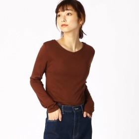 [マルイ] 【 前後2way 】 ロングTシャツ/コムサイズムレデイス(COMME CA ISM)