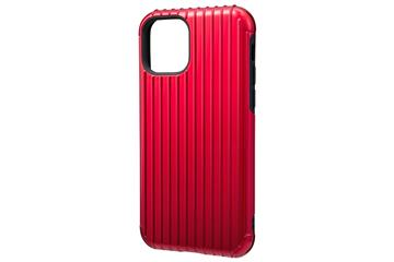 Gramas iPhone 11 軍規防摔經典手機殼-紅(CHCRB-IP02RED)