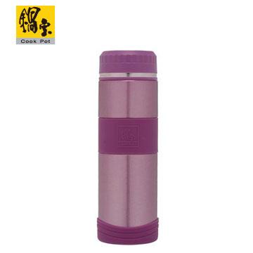 鍋寶316超真空保溫杯500ml-粉紅色(SVC-3650V-S)