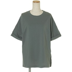 upper hights アッパーハイツ THE ROLLED TEE