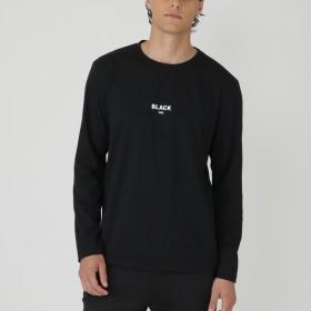 [マルイ] BLACK lab.プリントカットソー/ブラックレーベル・クレストブリッジ(BLACK LABEL CRESTBRIDGE)