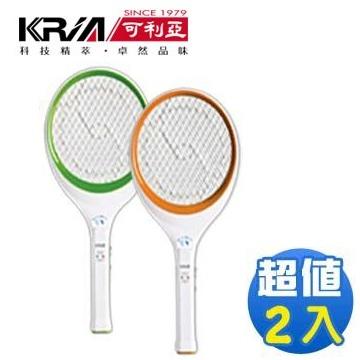 KRIA可利亞 忽必獵電蚊拍KR-001【2入】(KR-001(2入))