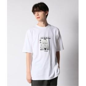 JOURNAL STANDARD relume 【GRIND LONDON / グラインドロンドン】RITUALS Tシャツ ホワイト M