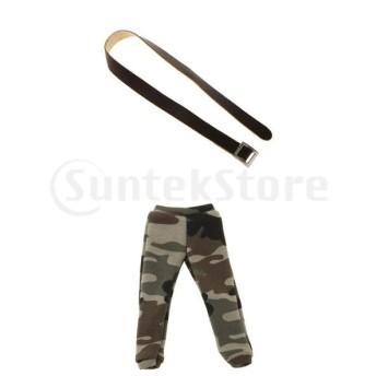 ドールパンツ 人形のズボン 12インチアクションフィギュア 1/6スケール 小道具 お世話パーツ