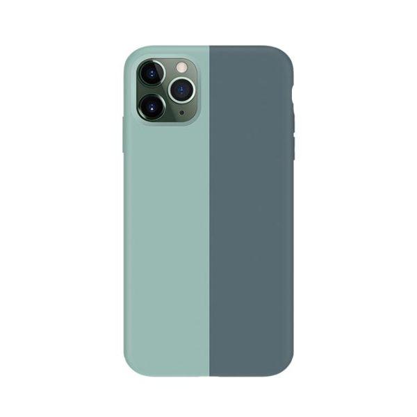 iPhone11手機殼液態硅膠蘋果11Pro新透明防摔iPhone 11