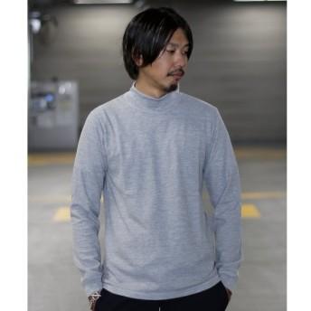 【ジャーナルスタンダード/JOURNAL STANDARD】 TCワッフル モックネック サーマルL/S Tシャツ