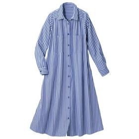[マルイ] Aラインシャツワンピース/プランプ(plump)