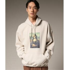 [マルイ] メンズTシャツ(MONALIZA プルオーバー パーカー)/417エディフィス(417 EDIFICE)