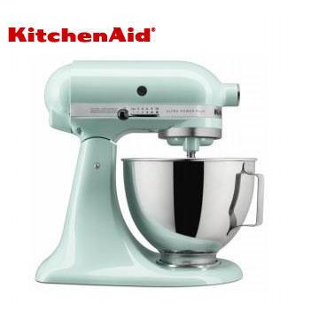 KitchenAid桌上型攪拌機-蘇打藍(3KSM150PSTIC)