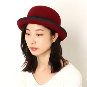 [マルイ] 【ユニセックス】グログラン巻きボーラーハット(レディース/メンズ/帽子/秋冬)/アトレナ(ATRENA)