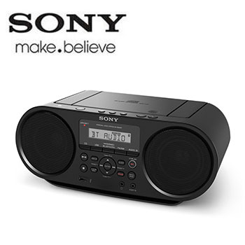 索尼SONY 藍牙 USB 手提CD音響(ZS-RS60BT)