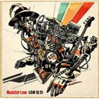 Meister Law/LOW IQ 01[CD]【返品種別A】