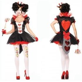 送料無料 ハロウィン コスチューム コスプレ 仮装 レディース 大人用 メイドさん プリンセス 魔女