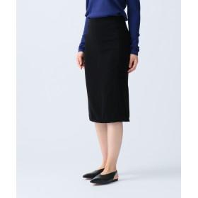【オンワード】 JOSEPH WOMEN(ジョゼフ ウィメン) HOLDEN / GRAINED FLUE スカート ブラック 38 レディース 【送料無料】