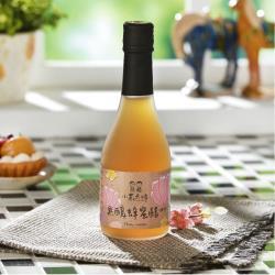 【尋蜜趣】小農夫婦的果釀蜂蜜醋(調理)300ml-蜂蜜原味