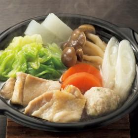 レンジで簡単 北海道産鶏肉の水炊き小鍋 1人前×2個