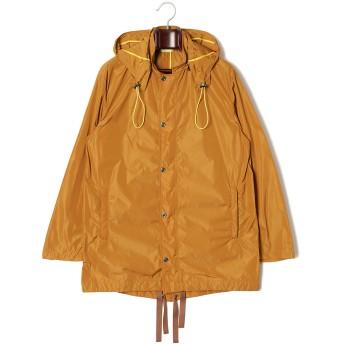 【40%OFF】2WAYフード フィールドジャケット キャメルオレンジ 50